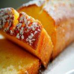 6 minis Cake à l'orange et à l'asperge verte