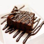 Brownies 3 chocolats pour 6 personnes