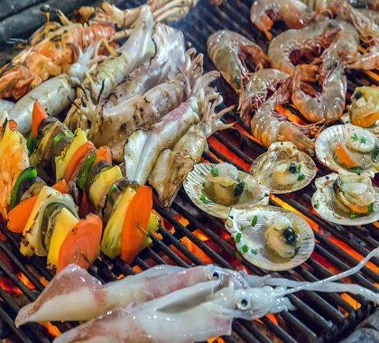 Mollusques et crustacés : 10 recettes gourmandes au barbecue